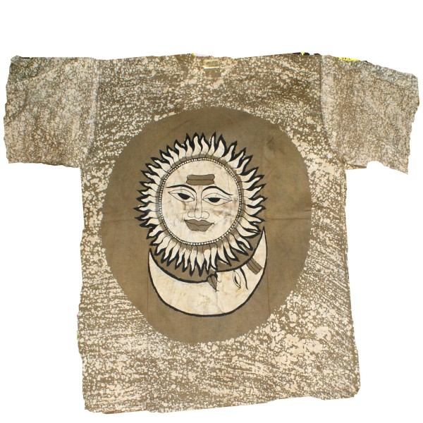 Brown Sun T-Shirt